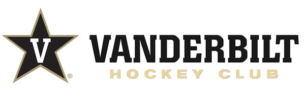 Vanderbilt University Ice Hockey Club logo